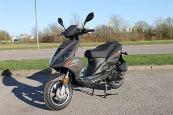 25 Moped Vento GT-Max 2-Stroke Edition